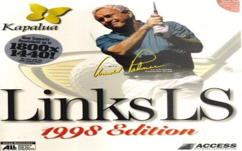 Links LS 1998 - title cover