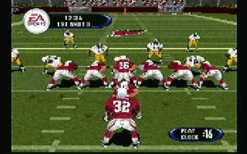 Madden NFL 2002 - title cover