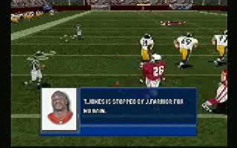 Madden NFL 2003 - game cover