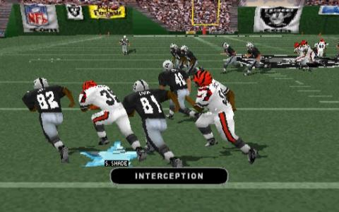 Madden NFL 99 - title cover