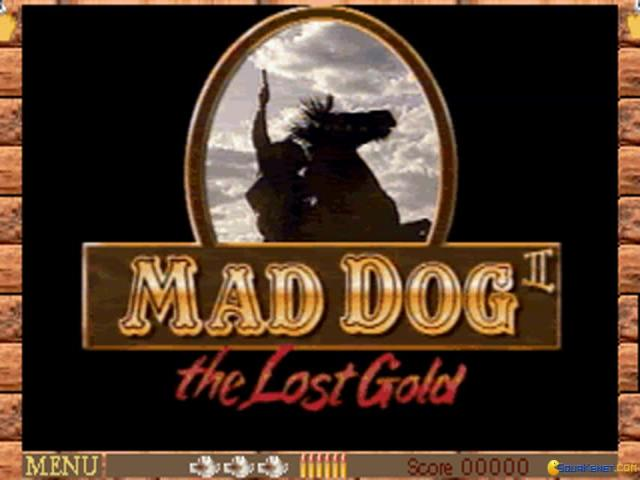 Mad Dog II: The Lost Gold - game cover