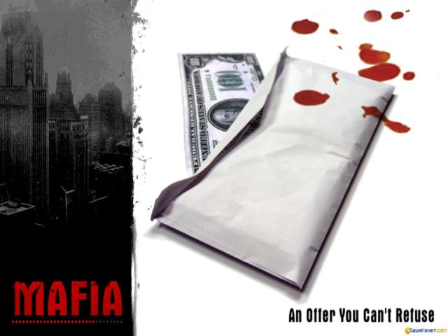 Mafia - game cover