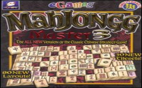 Mahjongg Master 3 - game cover