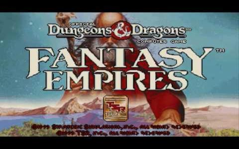 Fantasy Empires - title cover
