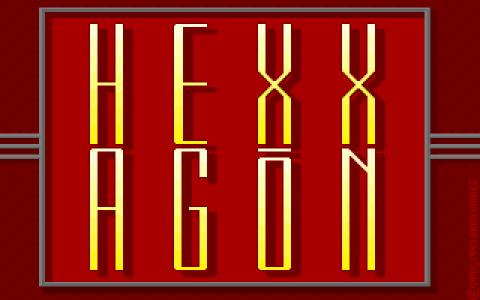 Hexxagon - game cover