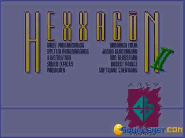Hexxagon 2 - game cover