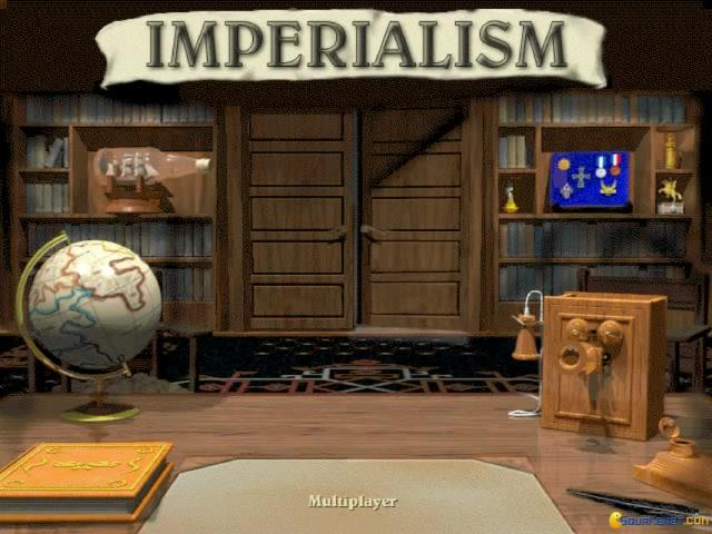 Imperialism - game cover