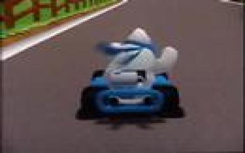 Moorhuhn Kart - game cover