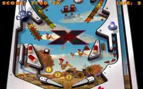 Moorhuhn Pinball - game cover