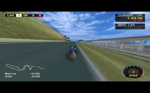MotoGP 2 - title cover
