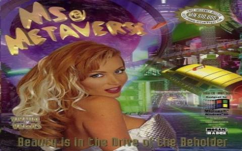 Ms. Metaverse - title cover