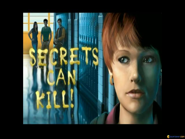 Nancy Drew: Secrets Can Kill - title cover