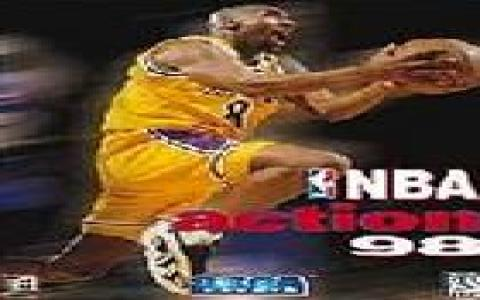 NBA Action 98 - title cover