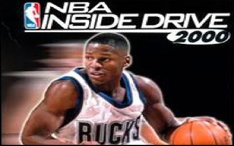NBA Inside Drive 2000 - game cover
