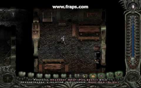 Necromania: Trap of Darkness - title cover
