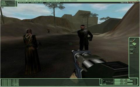 Neocron - game cover
