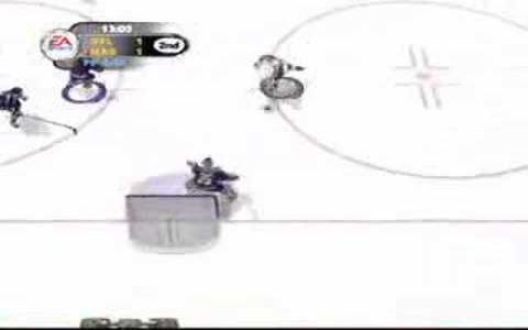 NHL 2003 - title cover