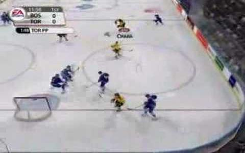 NHL 2005 - game cover