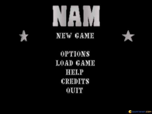 NAM - game cover