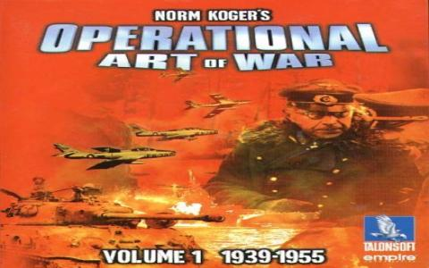 The Operational Art of War Volume 1: 1939-1955 - game cover