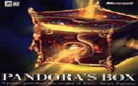 Pandora's Box - game cover