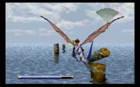 Panzer Dragoon - game cover