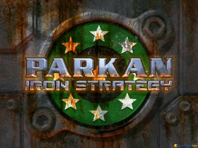 Parkan: Iron Strategy - title cover