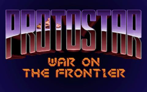 Protostar - title cover