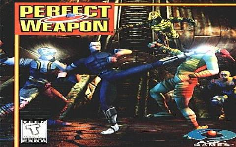 Perfect Weapon - game cover