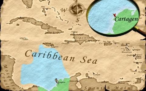 Pirates: Captain's Quest - game cover