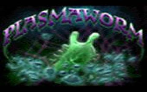 Plasmaworm - title cover