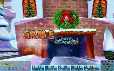 Polar Bowler - game cover