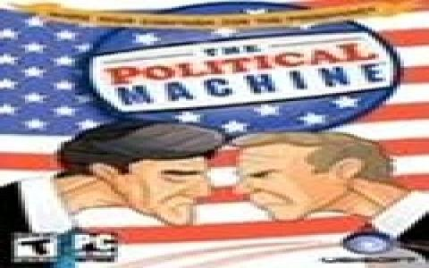 The Political Machine - title cover