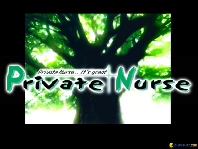 Private Nurse - title cover