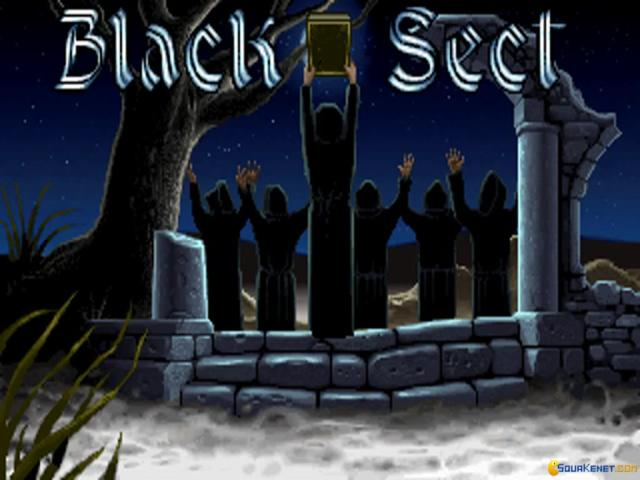 Black Sect - game cover