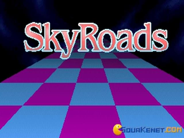 Skyroads - title cover
