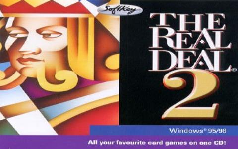 The Real Deal 2 - title cover