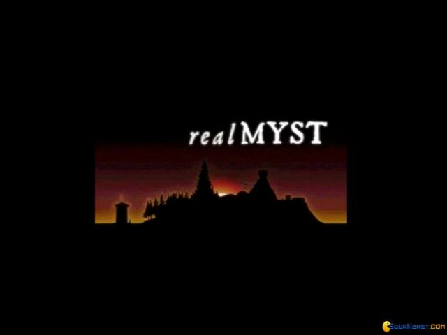 Real MYST - game cover