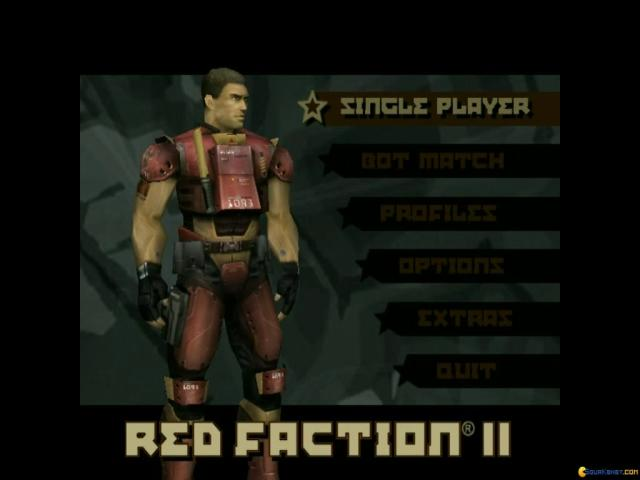 Red Faction 2 - game cover