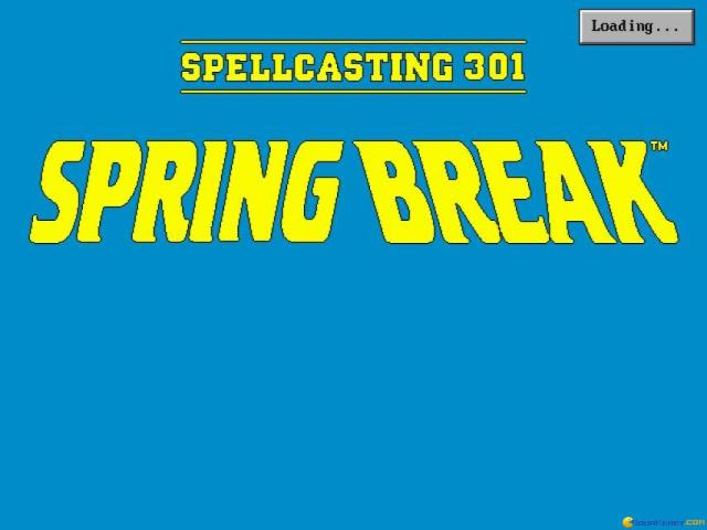 Spellcasting 301 - title cover