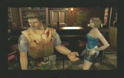 Resident Evil 3: Nemesis - title cover