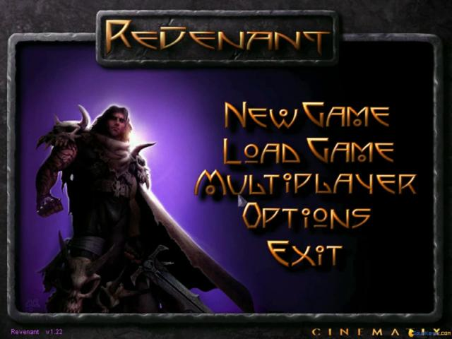 Revenant - game cover