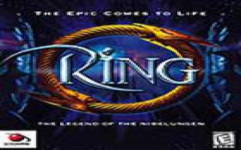 Ring: The Legend of the Nibelungen - game cover