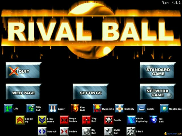 Rival Ball - title cover