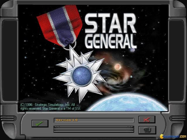 Star General - game cover