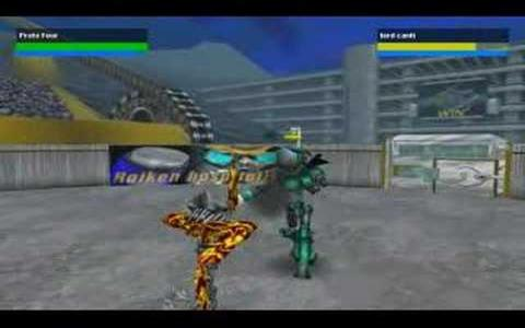 Roboforge - game cover