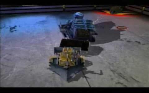 Robot Wars: Arenas of Destruction - title cover