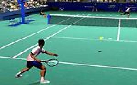 Roland Garros French Open 2001 - game cover