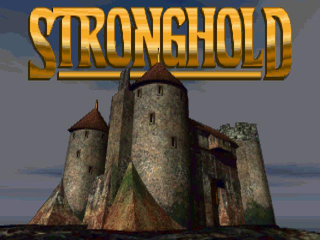 Stronghold - game cover