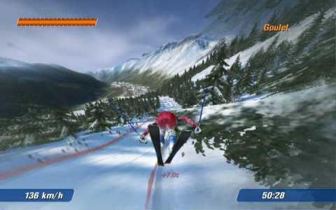 RTL Ski Alpin 2006 - game cover